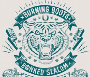Burning Boots Banked @ Lenggries