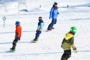 Snowboard Kids Camp SC Miesbach @ Sudelfeld