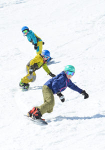 Snowboard Schulwettbewerb @ Sudelfeld