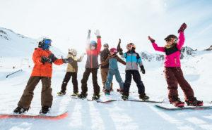 Shred Kids Day Innsbruck @ Nordkette, Innsbruck